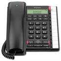 BT Converse 2300 Telephone Caller Display 10 Redial 100-entry Directory Black