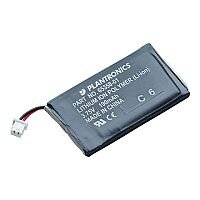 Plantronics Lithium-Ion Battery (Black) for Plantronics SupraPlus Wireless Headsets CS351, CS361, CS60, WH300, WH350