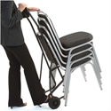 Chair Trolley for 10 Stacking Chairs Trexus