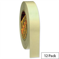 Scotch Double Sided Tape 12mm x 33m Pack 12
