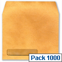 wage envelopes pack of 1000