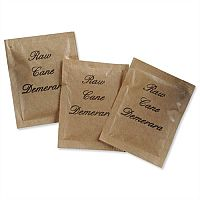 Script Demerara Brown Sugar Sachets A07508 Pack 600