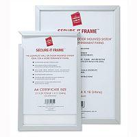 Frame A3 Secure-it Photo Album Company