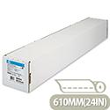 HP C6035A Bright White Inkjet Plotter Paper 610mm x45m 90gsm