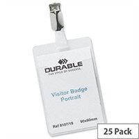 Durable Name Badges - HuntOffice ie Ireland