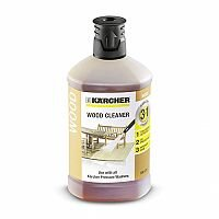 Karcher 3-in-1 Wood Cleaner Detergent 1L 62957570