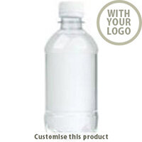 500ml Branded Bottled Water 704107382 - Customise with your brand, logo or promo text