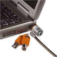 Kensington Microsaver Laptop Lock Security Cable 1.8m 64020