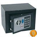 Phoenix Compact Home Safe with Electronic Lock 4L Capacity 5kg SS0721E