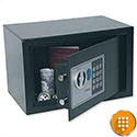 Phoenix Compact Safe Home or Office Electronic Lock 8.5L Capacity 7kg W310xD200xH200mm