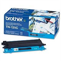Brother TN-135C Cyan High Capacity Toner Cartridge TN135C