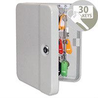 Helix Standard Key Safe Cabinet 30 Key Capacity