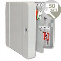 Helix Standard Key Safe Cabinet 50 Key Capacity