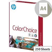 HP Colour Laser Printer Paper A4 120gsm White 250 Sheets