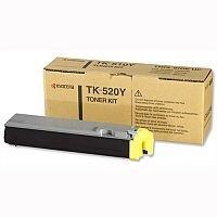 Kyocera TK520Y Yellow Toner