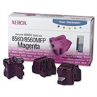 Xerox 108R00724 Magenta Ink Sticks Pack 3