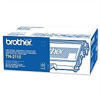 Brother TN-2110 Black Toner Cartridge TN2110
