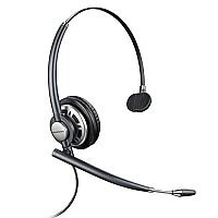 Plantronics EncorePro HW710 E&A Over-the Head Monaural Headset 78712-102