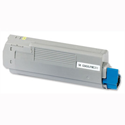 OKI 43872305 Yellow Toner Cartridge