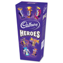 Cadbury Heroes Miniature Chocolates Selection Box 200g