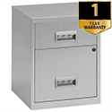 2 drawers combi cabinet