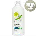 Ecover Liquid Soap Refill with Moisturisers Environmentally-friendly 1 Litre VEVHSR
