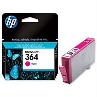 HP 364 Magenta Ink Cartridge CB319EE