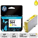 HP 364 Yellow Ink Cartridge CB320EE