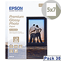 Epson S042154 Photo Paper Glossy 13x18cm 30 Sheets