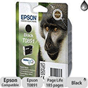 Epson T0891 Black Ink Cartridge