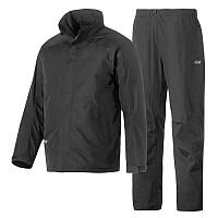 Snickers 8378 Waterproof Set Black Size M
