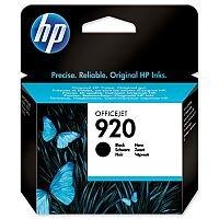 HP 920 Black Ink Cartridge CD971AE