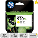 HP 920XL Yellow Ink Cartridge CD974AE