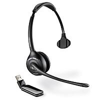 Plantronics W410A Savi Monaural Headset Single Earpiece DECT System