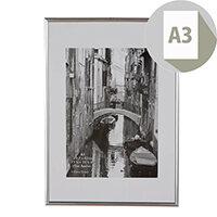 Fast Frame Silver A3 Photo Album Company