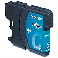 Brother LC-1100C Cyan Ink Cartridge LC1100C