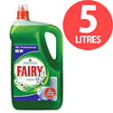 Fairy Liquid for Washing-up Original 5 Litres VPGFAL5