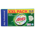 Ariel Biological Washing Tablets for Laundry 2 per Load VPGAT Pack 168