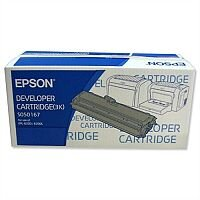 Epson S050167 Black Toner Cartridge C13S050167 3000+ Pages