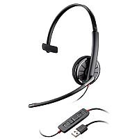 Plantronics Blackwire C310 Microsoft Headset Black