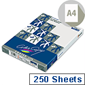Color Copy A4 White Silk Coated Laser Printer Paper 170gsm 250 Sheets
