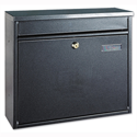 Rottner Hochhaus II Mail Box 325 x 35mm Opening Anthracite Grey T02804