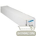 HP Q1441A Coated Plotter Paper 841mm x 45.7m 90gsm