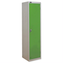 Trexus Clean Dirty Locker W460xD460xH1780 Silver Green