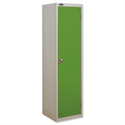 Uniform Locker Silver Green Trexus