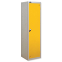 Uniform Locker Silver Yellow Trexus