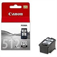 Canon PG-512 BK ( 2969B001 ) Black High Yield Ink Cartridge Original