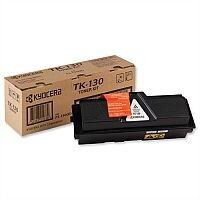 Original Kyocera TK-130 Black Laser Toner Cartridge for FS-1300D