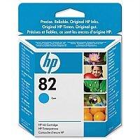 HP 82 Cyan Ink Cartridge 28ml CH566A