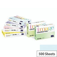 Image Coloraction Lagoon Pale Blue A3 Paper 80gsm Pack of 500